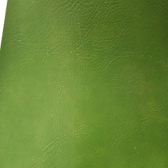 China Factory Textile Waterproof Car Mat PVC Synthetic Leather