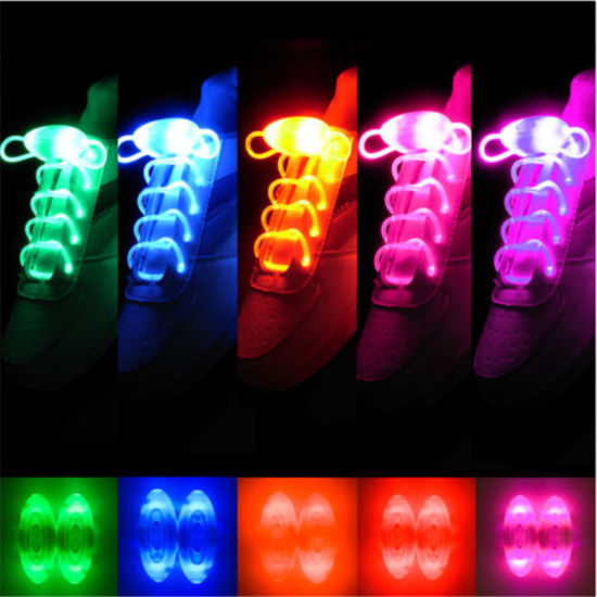 Wholesale LED Shoelace with Competitive Price pictures & photos