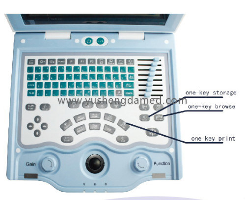 Ysd1208-Vet Ce Approved Diagnostic Equipment Veterinary Ultrasound Scanner pictures & photos