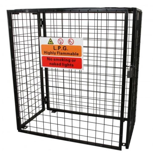 Gas Bottle Mesh Cage of 920mm*1000mm*500mm