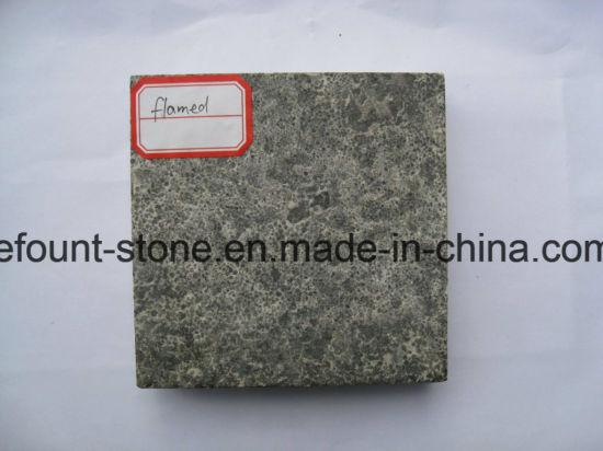 China Flamed Blue Limestone / Blue Stone / Bluestone - China