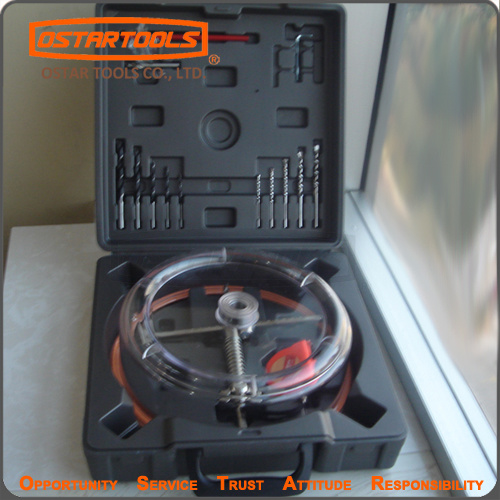 Hole Saw Adjustable Circle Hole Drill Cutter Set Hole Saw pictures & photos