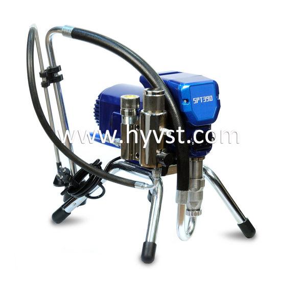 China Hyvst Painting Machine Electric High Pressure Airless Paint ...