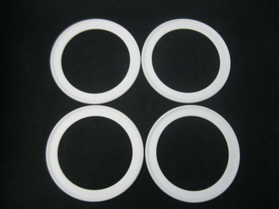 China Food Grade Rubber O Rings Heat Resistannt Silicone Sealing ...