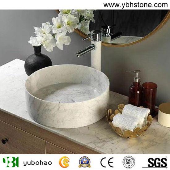 China Natural Marble Stone Basin Multicolor Wash Basins Or Bathroom Vessel Bowls China Bathroom Sink Stone Sink
