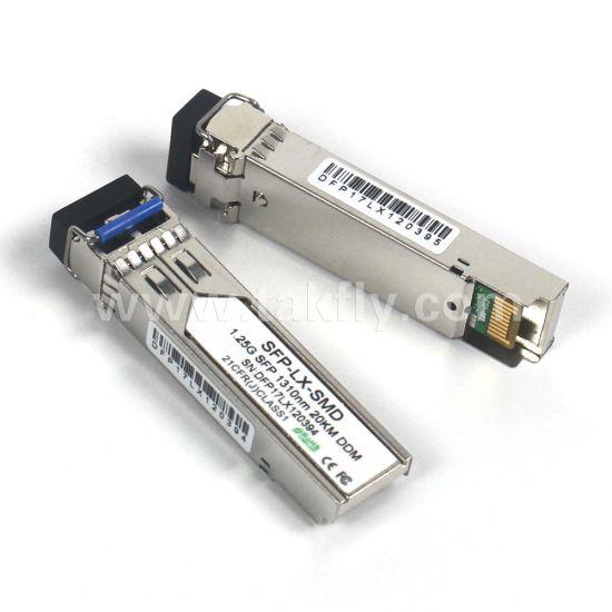 GLC-LH-SMD 1000BASE-LX//LH SFP transceiver 1.25G 1310nm,DDM 20KM CISCO Compatible