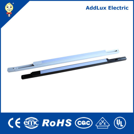 Ce UL Saso Best Supplier 15W-30W 3 Wires LED Track Linear Lights Made in China for Office, Store, Restaurant, Supermarket, Workshop or Warehouse Lighting