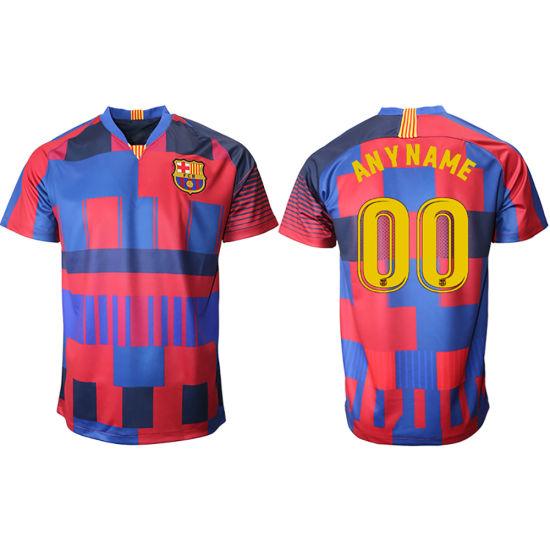 uk availability 157b7 265e9 China Wholesale 2019 Thailand Messi Soccer Jersey Barcelona ...