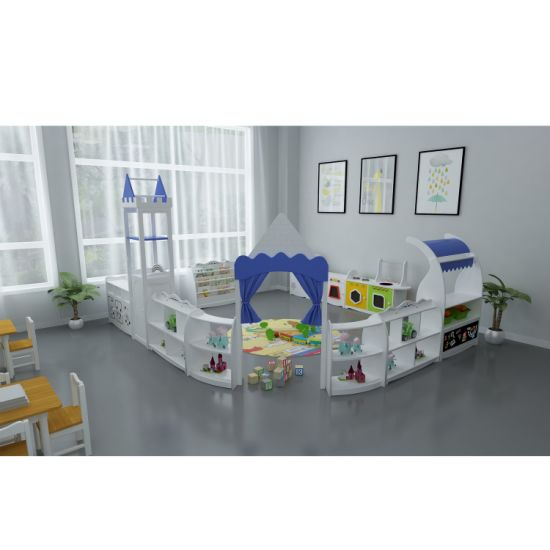 Kids Furniture Wooden Nursery and Children Care Center Furniture, Preschool Classroom Furniture
