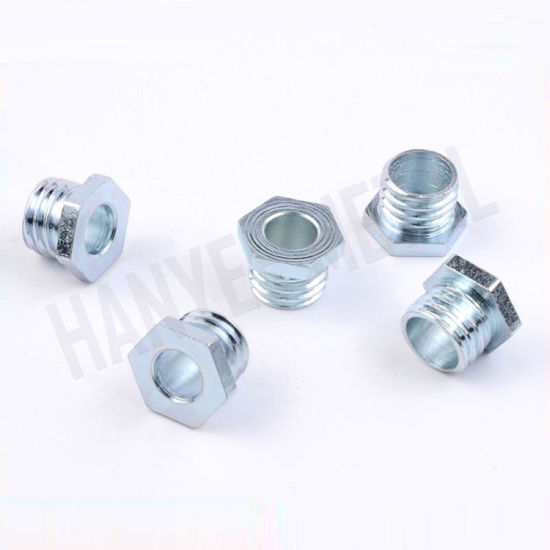 China Wholesale One-Stop Solution Fasteners Factory Customized Carbon Steel or Stainless Steel Hexagon Head Common Bolt