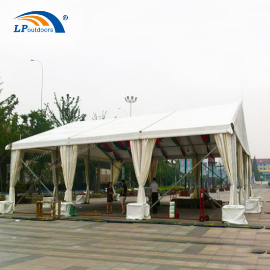 Semi-Permanent Factory Manufacturer Durable Outdoor Small Tent for Exhibition pictures & photos