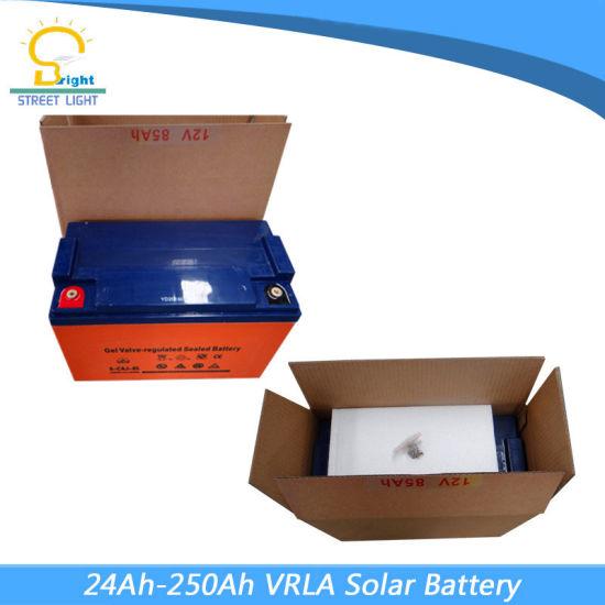 china deep cycle maintenance free solar charger battery gelled leaddeep cycle maintenance free solar charger battery gelled lead acid battery pictures \u0026 photos