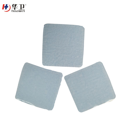 Reduce Pain Burn Wound Care High Absorbent Transparent Hydrogel Wound Dressing