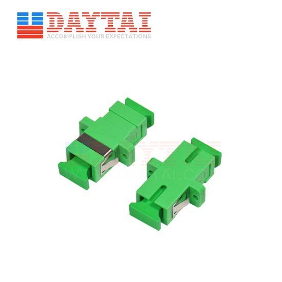 Wholesale High Quality Sc/APC Adaptor Fiber Optic Adapter