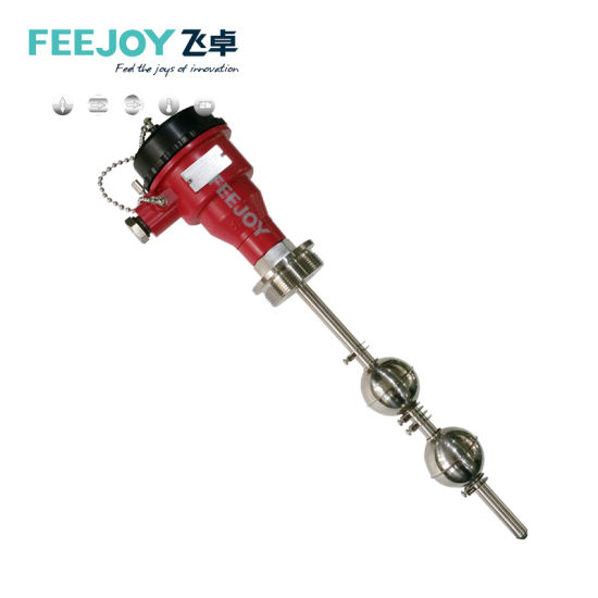 GF27 Magnetic Float Ball Liquid Type Multipoint Magnetic Float Ball Level Switch