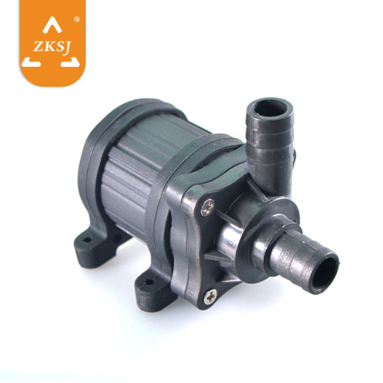 China Fish Tank Fountain Submersible Silent 12V or 24V Brushless DC