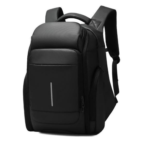 Multifunction Business Backpack Schoolbag Notebook Laptop Bag for Outdoors