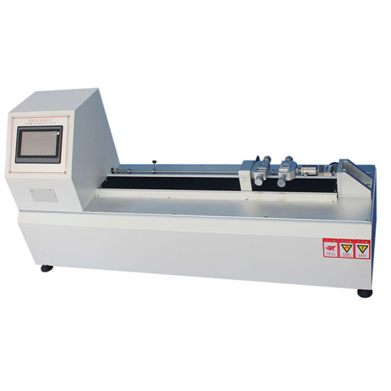 Shoes /Leather Horizontal Universal Tensile Testing Machine