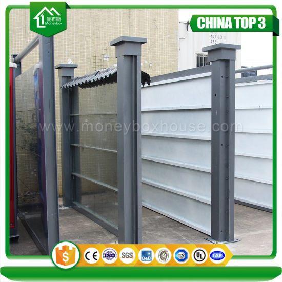 China Anti Climbing Garden Security Luxury Strong Durable