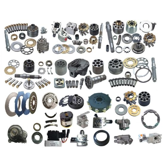China Hydraulic Parts Manufacturer Hydraulic Motor Hydraulic Piston Pump  Repair Kit Spare Parts for Sale with Best Price