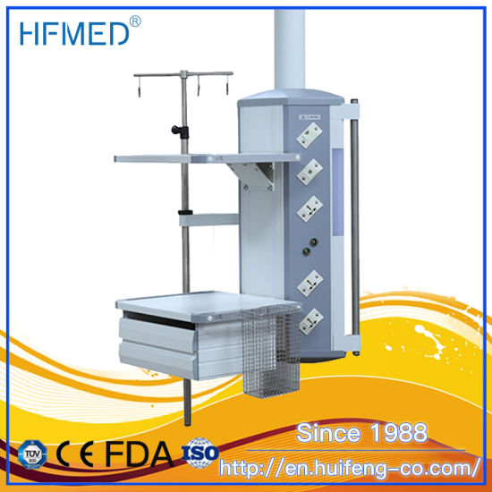 China Single Arm Ot Room Wall Ceiling Mounted Medical