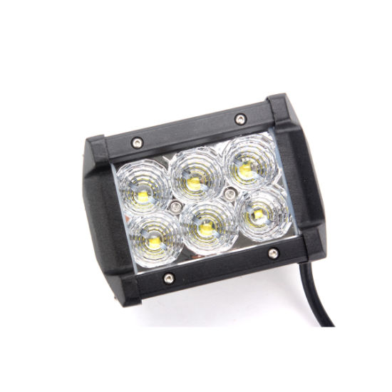 Truck Light Accessories 4in 18W CREE LED Light Bar Offroad