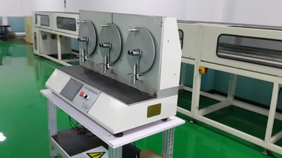 Wire and Cable Dynamic Bend Torque Fatigue Compression Tensile Testing Machine