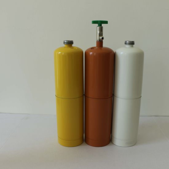 Cga600 Map-PRO Disposable Gas Tank, Mapp Gas Cylinder, Fuel Gas Tank