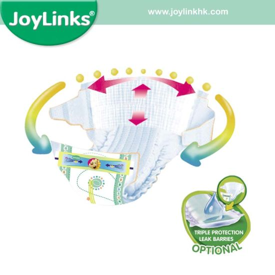 New Design Baby Disposable Diapers with Top Quality (A Series)