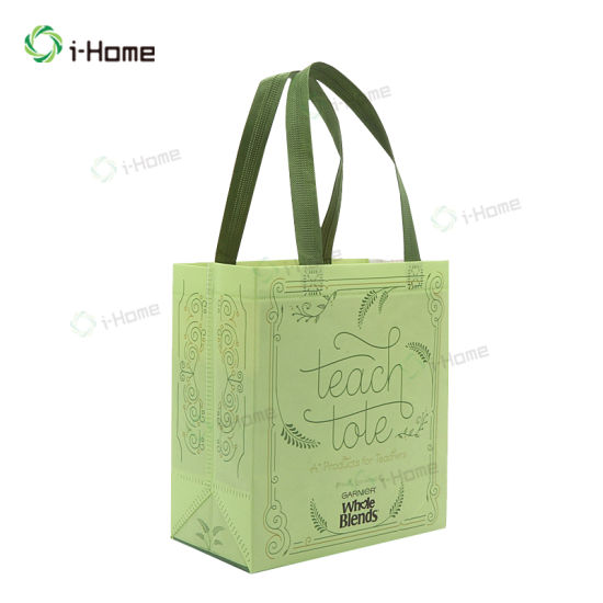 Cheap Laminated Recyclable Eco Environment Friendly Biodegradable Gift Bag