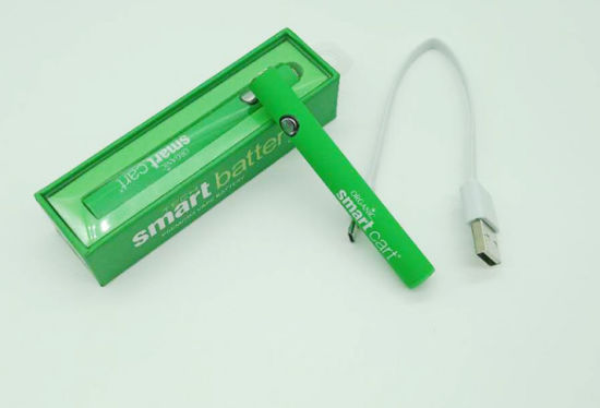 Vape Pen Battery Smart Cart Battery Cbd Oil Atomizer