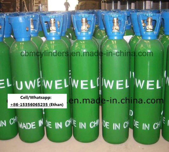 40L Welding Industrial Oxygen Tanks pictures & photos