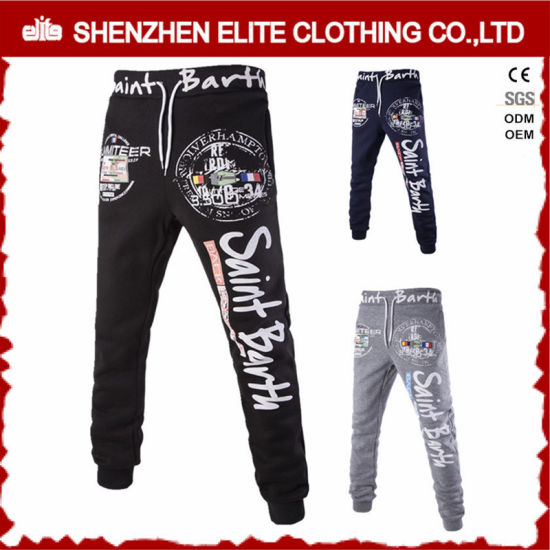 Custom Made High Quality Fashion Jogging Pants for Men (ELTJI-35) pictures & photos
