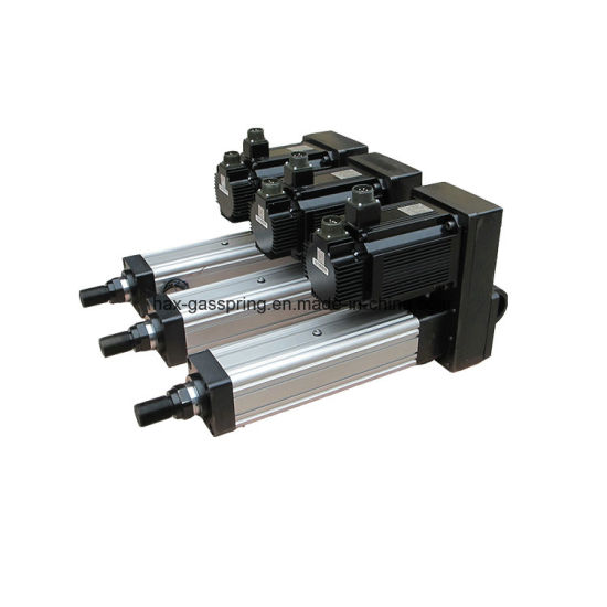 Fold-Back Type Electric Cylinder AC Linear Actuator Servo Actuator
