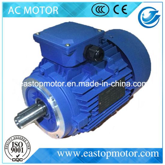 High Power Three Phase Permanent Magnet Synchronous Servo Motor