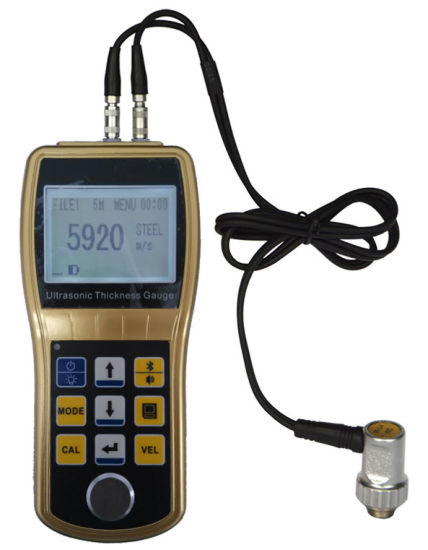 Measuring Tools Ultrasonic Thickness Gauge pictures & photos