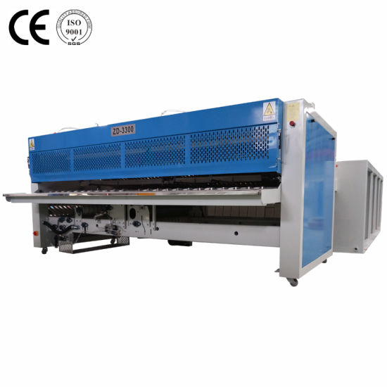 Automatic Hotel Laundry Equipment Bed Sheet Folding Machine (ZD3300 V)