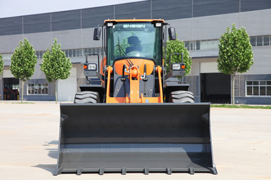 Earthmoving Equipment Ensign 5 Ton Wheel Loader Yx655 pictures & photos