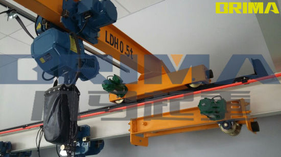 Brima Good Reputation 20ton Electric Chain Hoist/ 20ton Electric Hoist pictures & photos