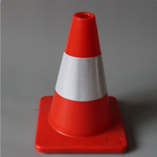 Folding  Water  Proof  Orange  Safety Cones Traffic  TPE/Rubber  Cone pictures & photos