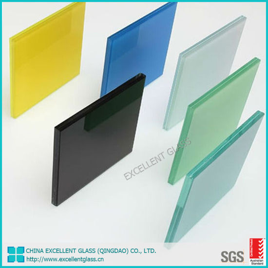 Laminated Glass/Tempered-Laminated/Laminated Float Glass for Construction pictures & photos