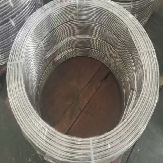 """ASTM A269 1/4"""" 3/8""""316L Coil Tubes with High Quality and Stainless Steel Coils Pipes"""