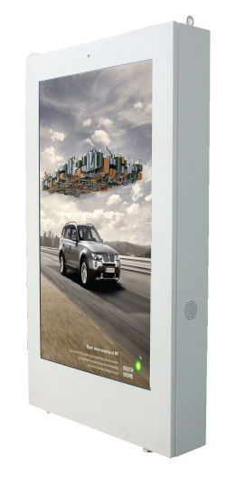 IP65 Floor Stand 42/47/55/65 Inch Digital Signage FHD Outdoor LCD Displayer pictures & photos