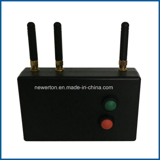 China High Power 3-Antennas Ask Modulation 315/434/868MHz RF Remote