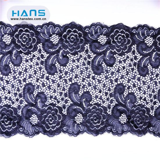 Hans Stylish and Premium Decoration Elastic Lace