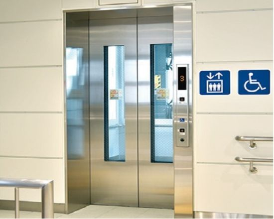 Machine Roomless Elevator for High Building pictures & photos