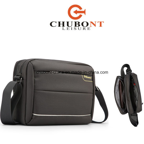 Chubont Waterproof Nylon Men's Shouler Bag Message Bag Daily Use