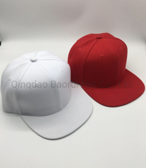 Hot Sales acrylic Wool Blank Snapback Hats Sport Caps pictures & photos