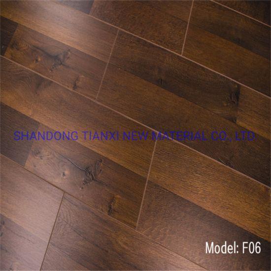 8mm China HDF Material Wood Laminate Flooring