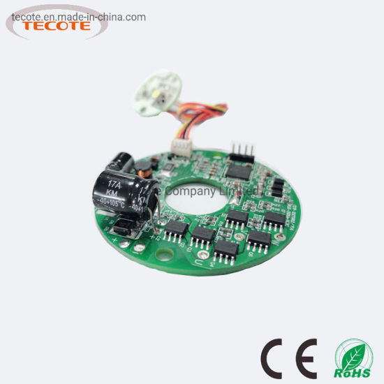 48W BLDC Motor Controller for Electrical Tools Input DC48V